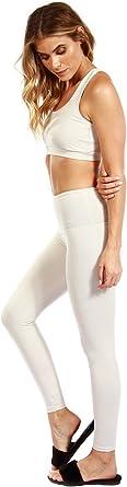 Strut This Teagan Ankle Leggings Nude Pinstripe