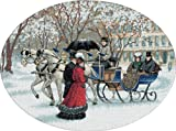 Dimensions Needlecrafts Gold Collection Counted Cross Stitch, Winter Impressions