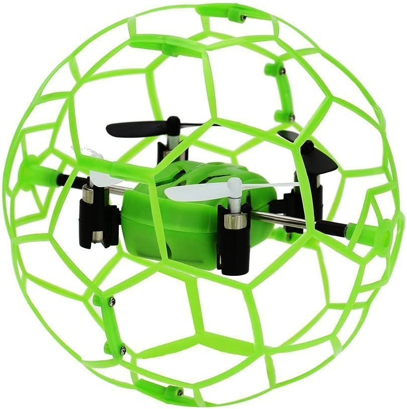 Mini Drone Rc Pelota ¡Casi Irrompible! | Ideal para Interiores ...