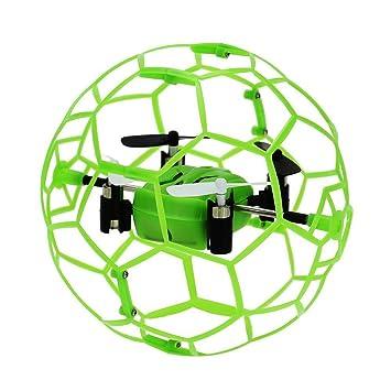 Mini Drone Rc Pelota ¡Casi Irrompible! | Ideal para Interiores ...