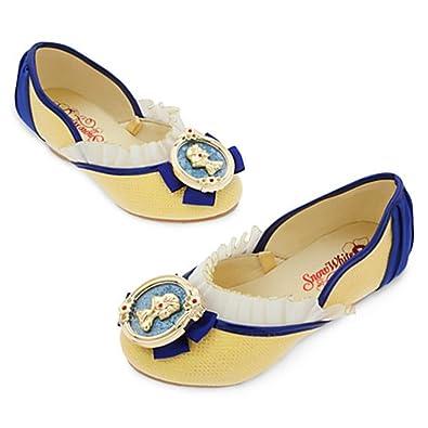 d093ad2fdd43d Amazon.com | Disney Snow White Costume Shoes for Kids (9/10) | Shoes