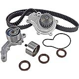 DNJ TBK151AWP Timing Belt Kit with Water Pump for 2003-2010 / Chrysler, Dodge, Jeep/Caravan, Liberty, PT Cruiser…