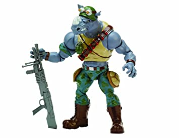 Amazon.com: Teenage Mutant Ninja Turtles Classic Rocksteady ...