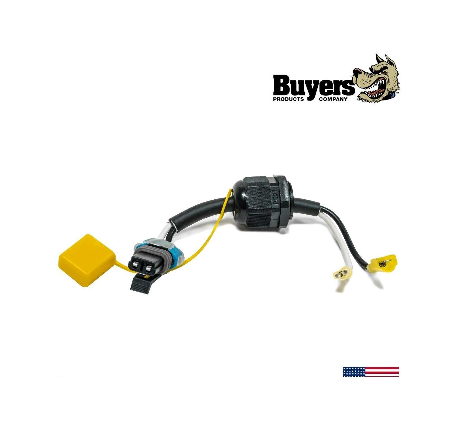 Buyers Saltdogg Wire Harness Chute Spinner Spreader Salter 3006753 Shpe Spreader by LMParts
