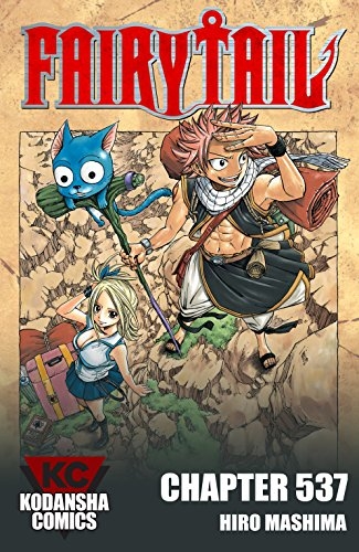 Download for free Fairy Tail #537