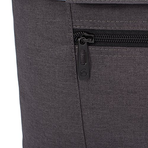 ALLCAMP Large Size Insulated Folding Collapsible Picnic Basket Cooler with Sewn in Frame