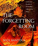 Front cover for the book The Forgetting Room by Nick Bantock