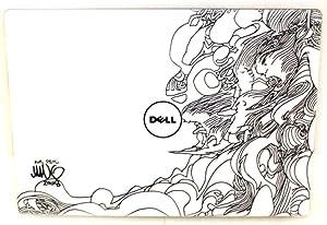 NEW Dell Studio 1535 1536 1537 LCD Back Top Cover P592x