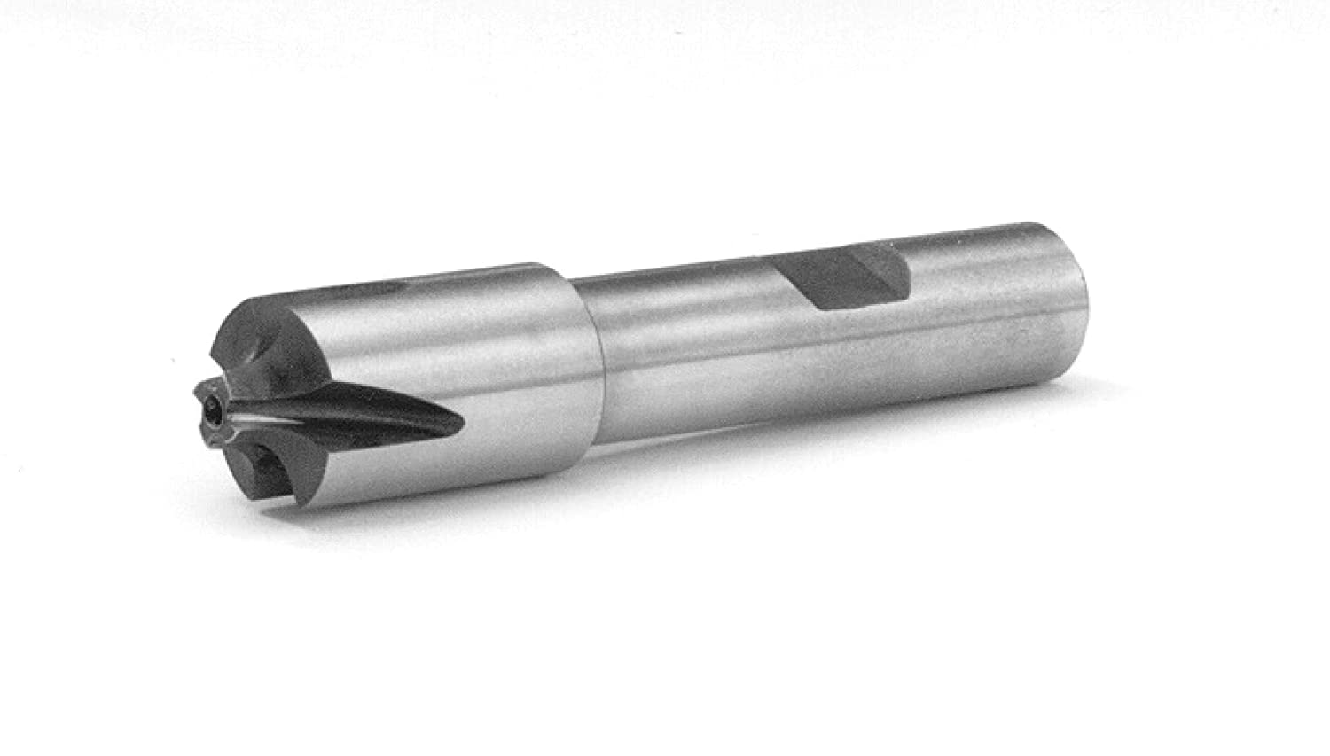 86606 1//2 Shank Diameter USA Made 3//16 Corner Rounding End Mill HSS Super Tool
