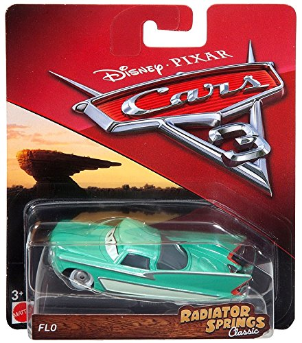 Disney Pixar Cars Radiator Springs Classic Flo Die-Cast Vehi