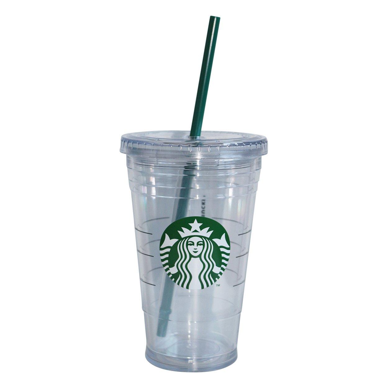 starbucks cold tumbler cup mug 16 fl oz amazon co uk kitchen home