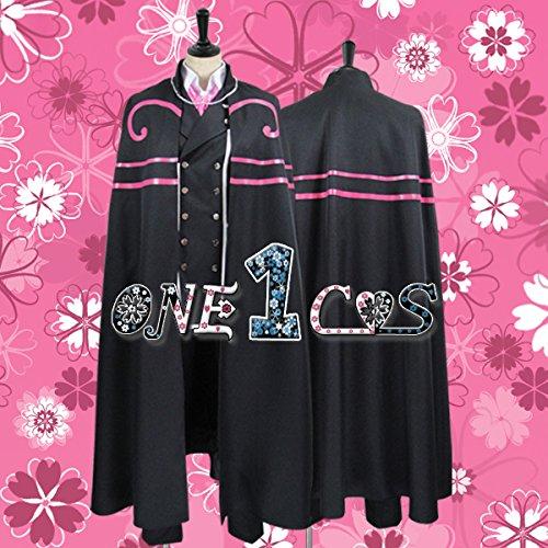 【サイズ選択可】コスプレ衣装 26R1463 アイドリッシュセブン 年末ライブ2 九条天 くじょうてん 女性Lサイズ B01NBJMRCQ   女性Lサイズ