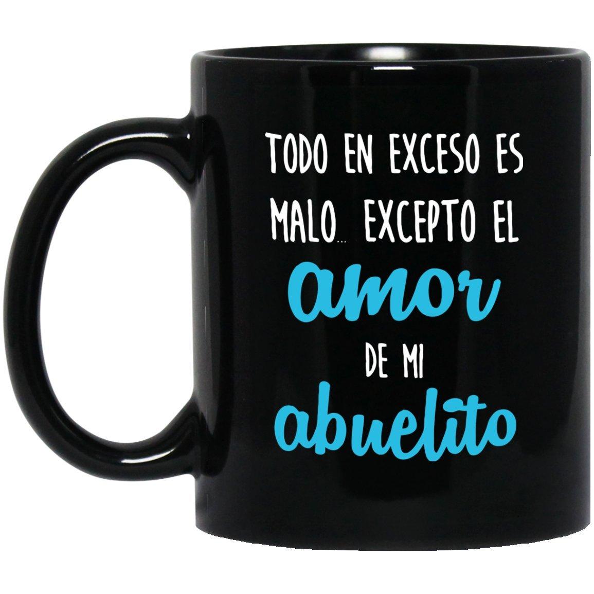 Amazon.com: El Amor de Mi Abuelito - Feliz Dia Del Padre ...