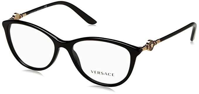 b30561359e666 Amazon.com  Versace Women s VE3175 Eyeglasses 54mm  Shoes