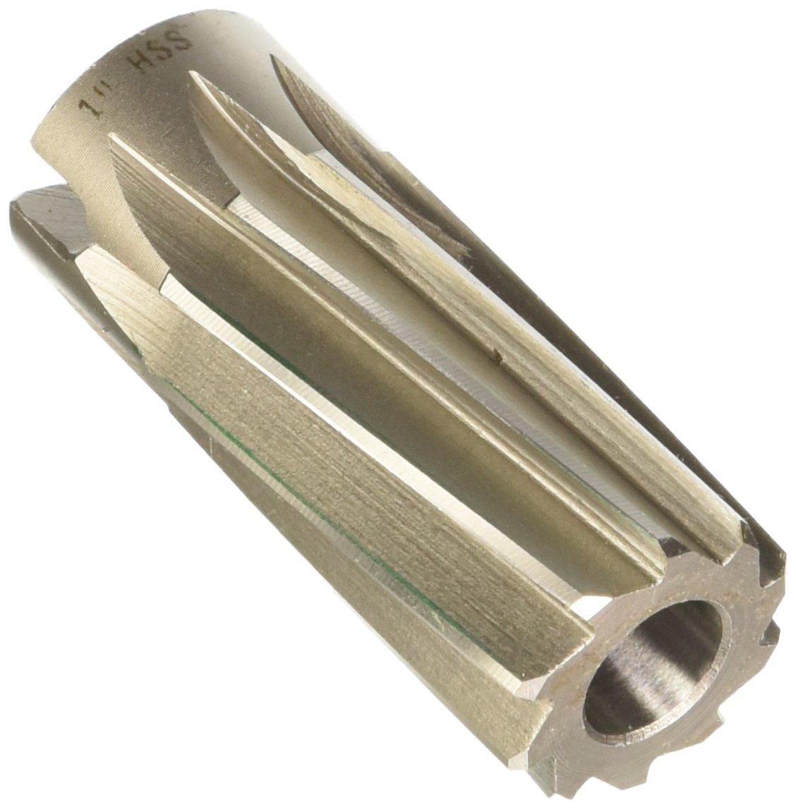 HSS 1-5//8 Shell Reamer Straight Flute