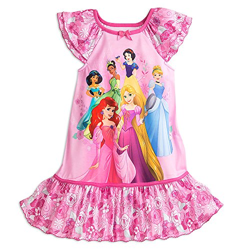 Disney Princess Nightshirt for Girls Size 3 Pink