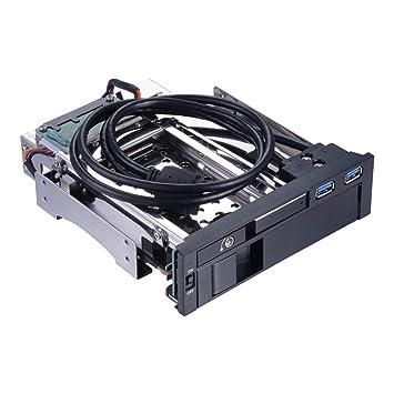 FafSgwq ST7223UB 2 USB3.0 Puerto Dual Bay Interno 2.5 + 3.5inch ...