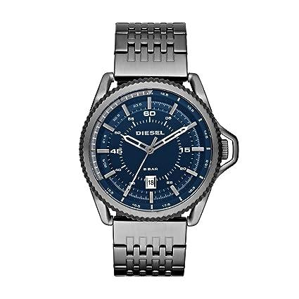 Diesel Chronograph Blue Dial Men's Watch - DZ1753