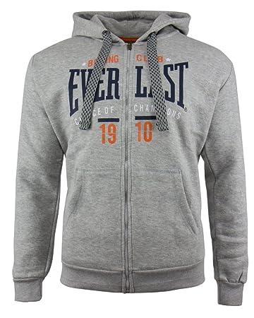 boxen jacke hoodie weiß schwarz