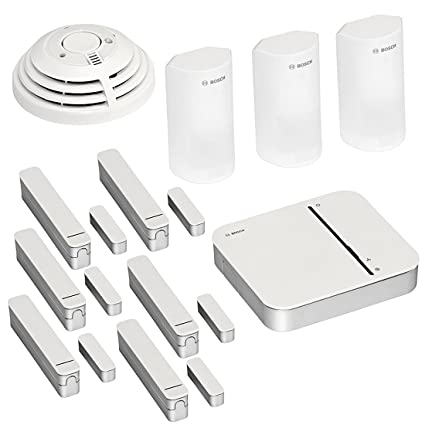 Bosch - BOSCH Smart Home Kit 3 - Pack Alarma conectada ...