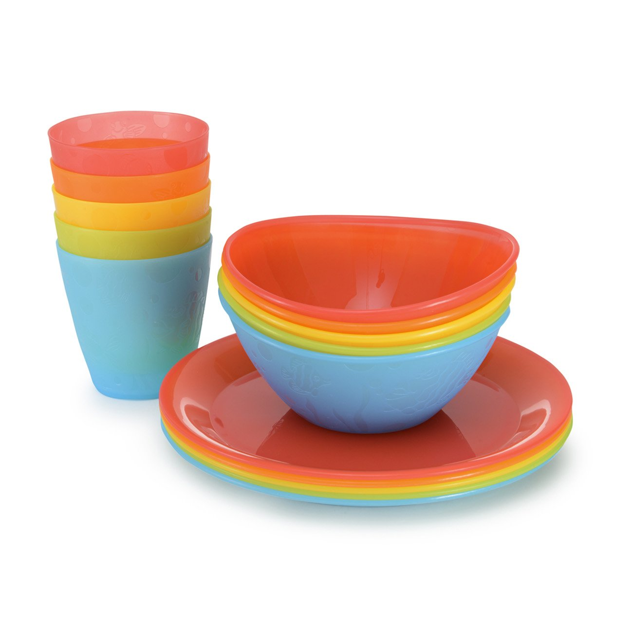 sc 1 st  Amazon.com : bowls and plates set - pezcame.com