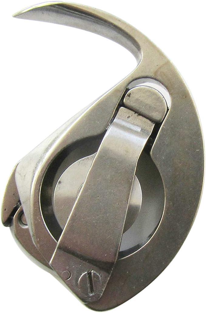 KUNPENG - 1piezas #HPF-28=91-0044317-91 Lanzadera para máquina de coser Pfaff 27-55/11, 28: Amazon.es: Hogar