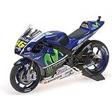 Minichamps 122103046 Yamaha - Moto en Miniatura Yamaha YZR-M1 de ...