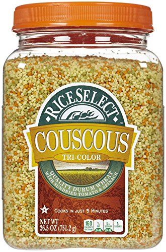 RICESELECT COUSCOUS TRI CLR by RiceSelect