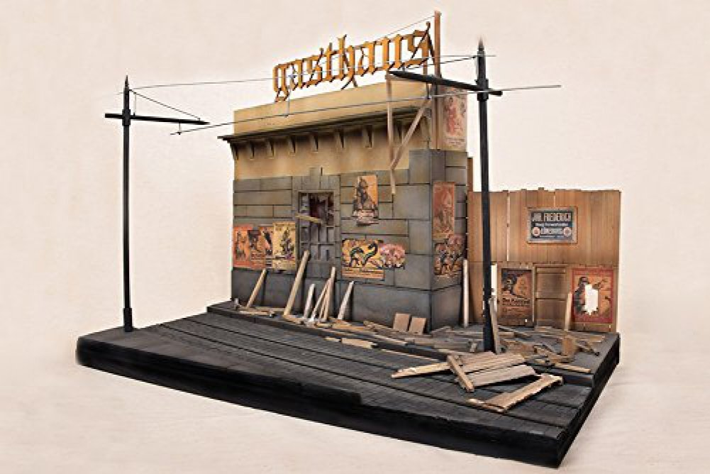 [Occre]Occre Diorama for Berlin Streetcar Scale 1:24 KIT 53004D [並行輸入品]   B01KXHT3T8