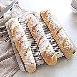 15-Inch Baguette Pan Non-stick Ultra-ventilate