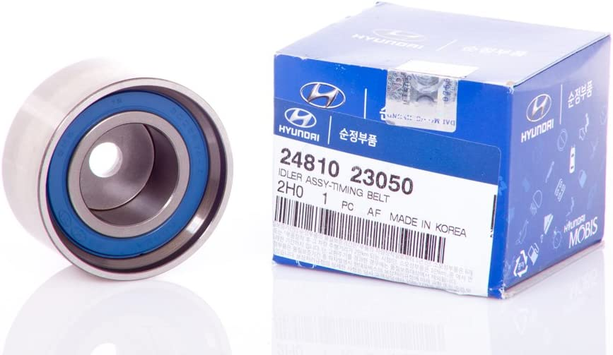 Genuine Hyundai 24810-23050 Timing Belt Idler Assembly