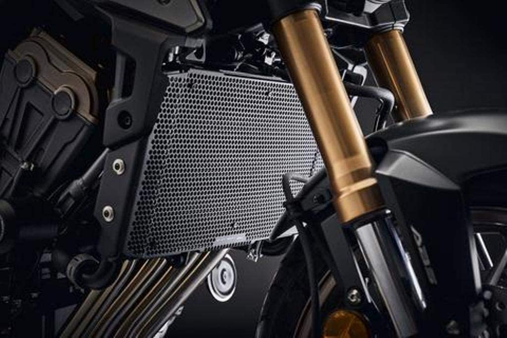 Year 2019 Evotech Performance Radiator Guard to fit Honda CB650R Neo Sports Cafe PRN014416