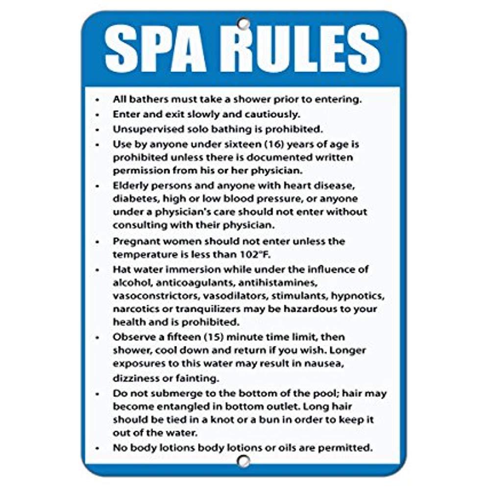 Reglas de spa y normas de lectura y seguimiento de las ...