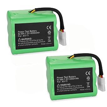 Neato XV-14 Neato XV-15 Neato XV-25 Battery Replacement for Neato Vacuum