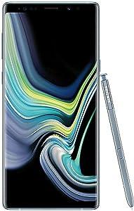 Samsung - Galaxy Note 9 SM-N960U 512GB GSM + CDMA Unlocked (Silver) - US Warranty