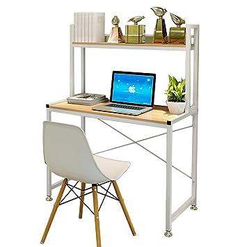 Soges Computertisch 100 48 133cm Aus Holz Bürotisch