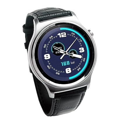 Amazon.com: SEPVER GW01 Watch Smart Full Round HD IPS Touch ...