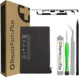 RepairPartsPlus for Premium Battery Replacement Kit for iPad Mini 2 with Repair Tools and 6471 mAh Li-ion Battery