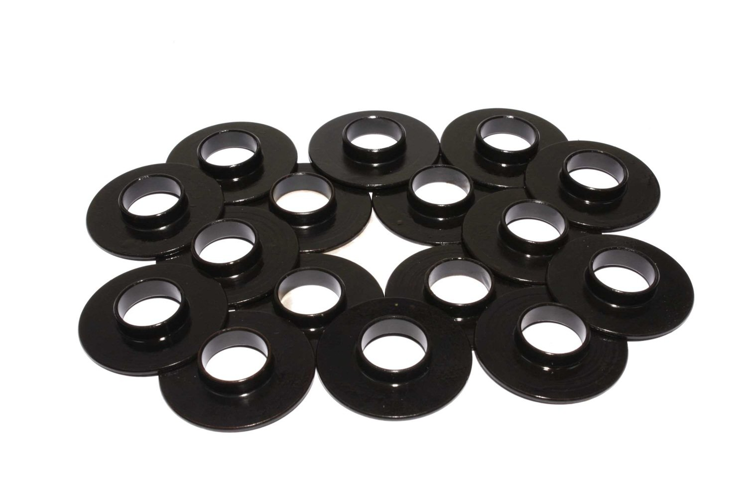 Competition Cams 478216 Competiton Cams Spring Seat Kit 16 Piece - All Models 4782-16
