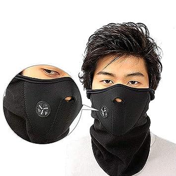 Mode Winter Ski Motorrad Biker Neopren Gesicht Maske Sport Hals Wärmer Masken Masken Bekleidung Zubehör