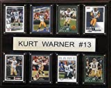 NFL St. Louis Rams Kurt Warner 12x15-Inch 8-Card Plaque