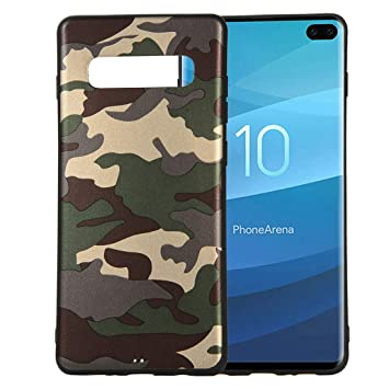 galaxy s10 plus coque feuille