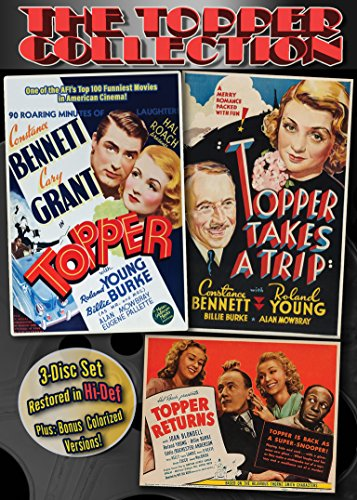 - The Topper Collection (Topper, Topper Takes A Trip, Topper Returns)