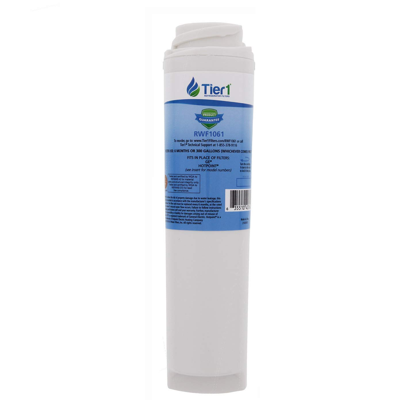 Tier1 Replacement for GE GSWF Smartwater, Kenmore 46-9914, 469914, 9914 Refrigerator Water Filter