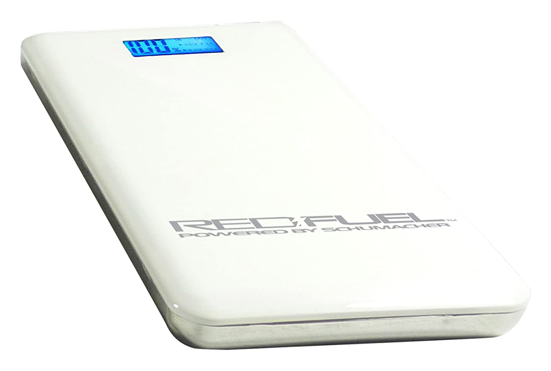 Schumacher SL57 10000mAh White Lithium Ion Fuel Pack