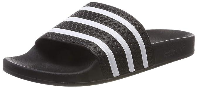 fd0d35e19412 adidas Originals Adilette Men s Slip-On Slides  Amazon.co.uk  Shoes   Bags