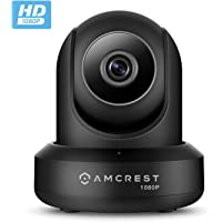 Amcrest ProHD 1080P WiFi Camera 2MP (1920TVL) Indoor Pan/Tilt Security Wireless IP Camera IP2M-841B - Güvenlik Kamerası
