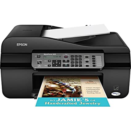 Epson WorkForce 323 Scanner Driver Windows 7