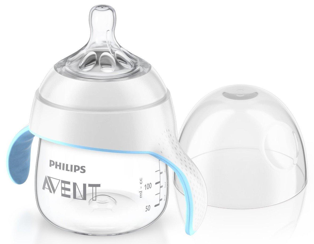 Philips Avent Biberon Evolutif Natural tétine et becs SCF251/00