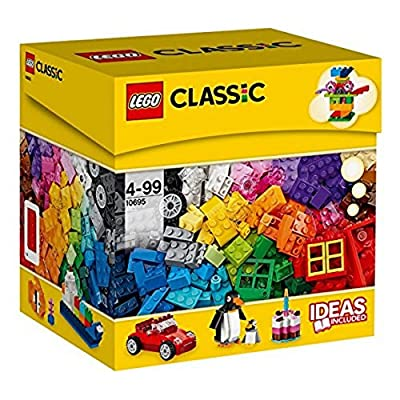 Classic Lego Creative Building Box Set #10695: Toys & Games